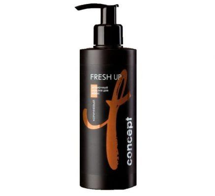 Оттеночный бальзам для волос Для коричневых оттенков