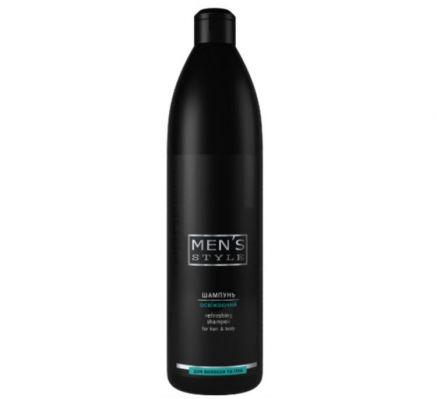 Освежающий шампунь для мужчин