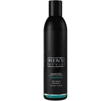 Освежающий шампунь для мужчин 250мл