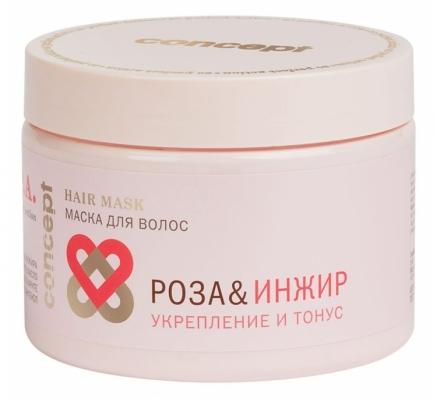 Маска для волос «Роза&Инжир» укрепление и тонус