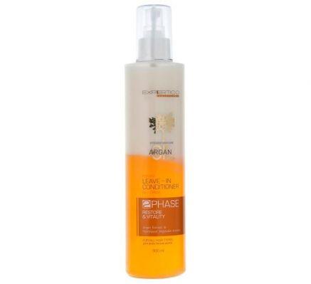 Двухфазный кондиционер для волос Expertico 2-Phase Argan Oil