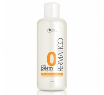 Лосьон для завивки PERMATICO №0 для жестких, трудноподдающихся натуральных волос