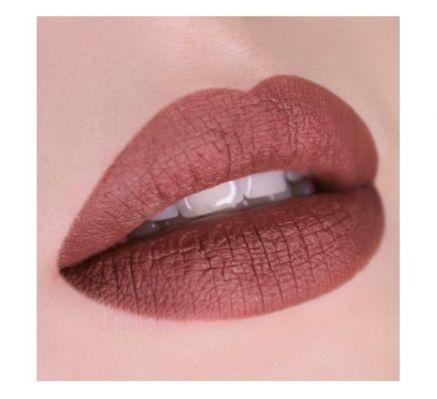 Карандаш контурный для губ тон 55 коричнево-бордовый