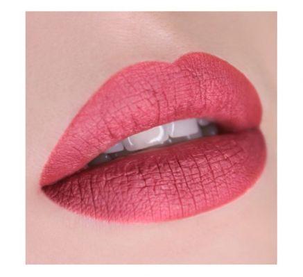Карандаш контурный для губ тон 64 красно-коричневый