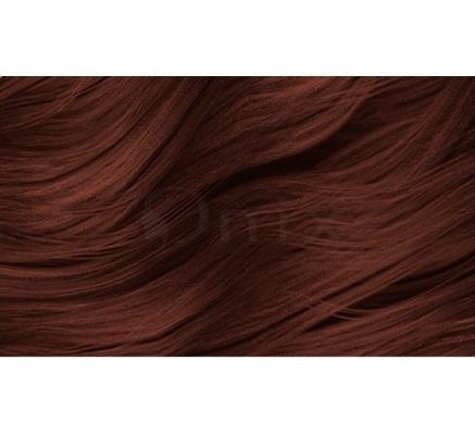 Краска для волос аммиачная PT 3.75 Темно-коричневый красный