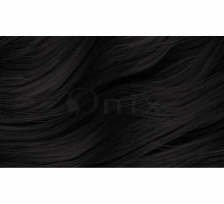 Краска для волос Безаммиачная ST 1.0 Черный