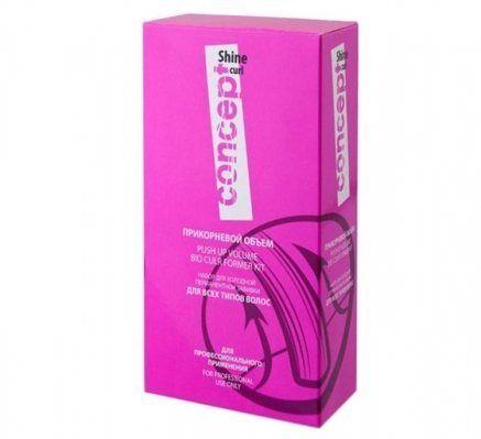 Прикорневой объем. Набор для холодной перманентной завивки для всех типов волос