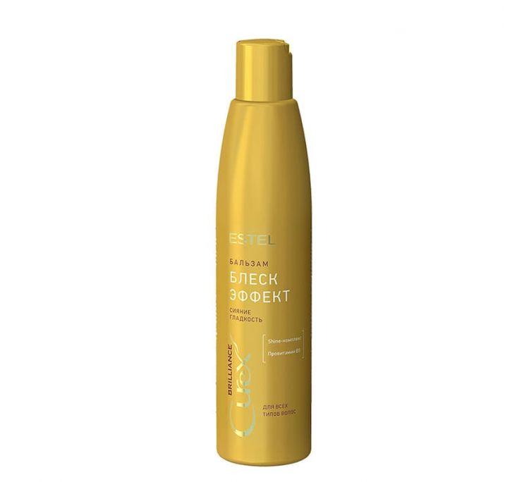 Бальзам-сияние для всех типов волос