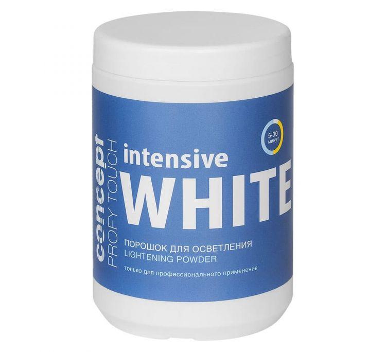 Порошок для осветления волос Белый