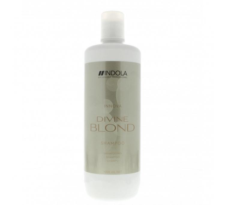 Восстанавливающий шампунь для светлых волос 1000мл
