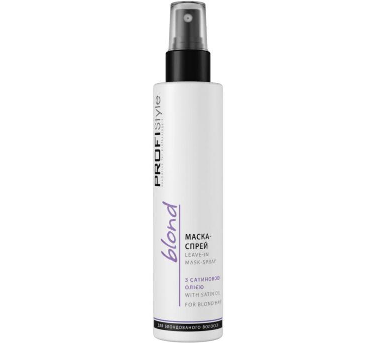Маска-спрей для волос с сатиновым маслом