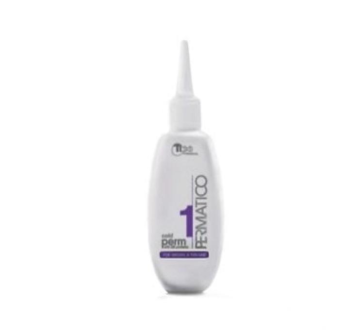 Лосьон для завивки PERMATICO №1 для нормальных и тонких натуральных волос 80мл