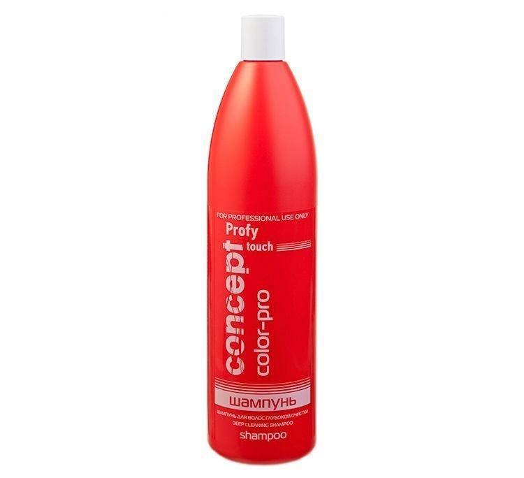 Шампунь для волос глубокой очистки 1000мл