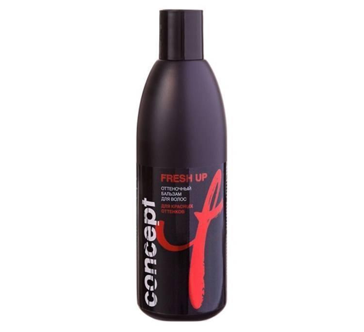 Оттеночный бальзам для волос Для красных оттенков