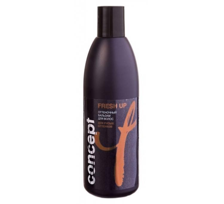 Оттеночный бальзам для волос fresh up - Для русых оттенков