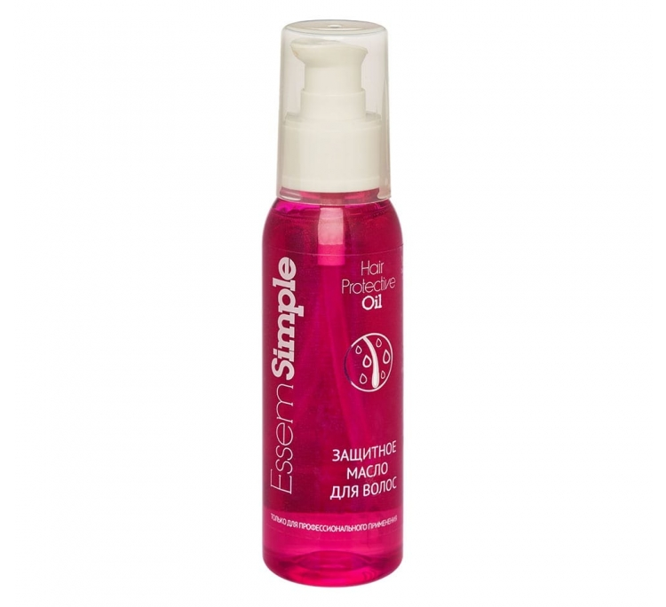 Защитное масло для волос