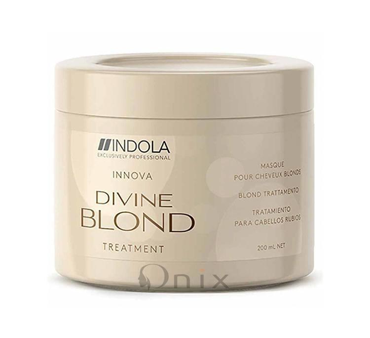 Восстанавливающая маска для светлых волос