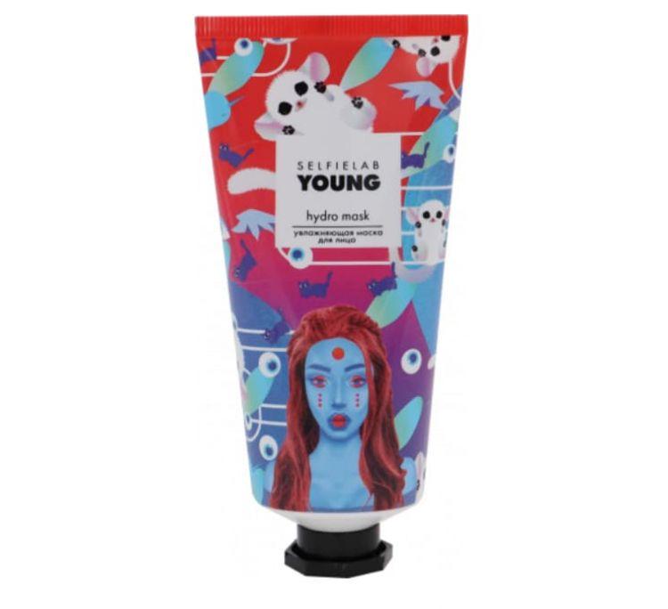 Увлажняющая маска YOUNG