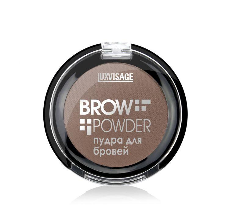 Пудра для бровей Brow powder тон 02