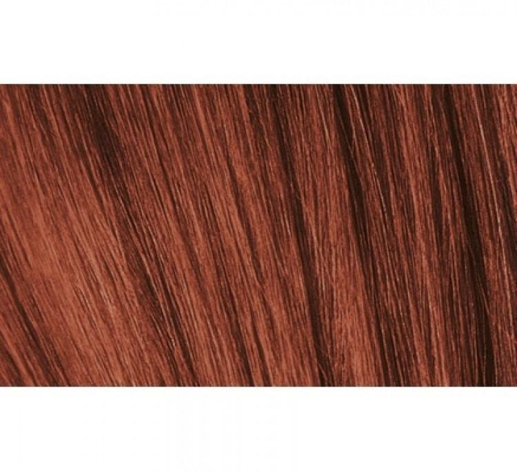 Краска для волос Безаммиачная Zero Amm 6.6 Темный русый красный