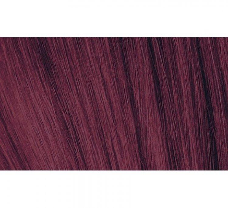 Краска для волос Безаммиачная Zero Amm 6.7 Темный русый фиолетовый