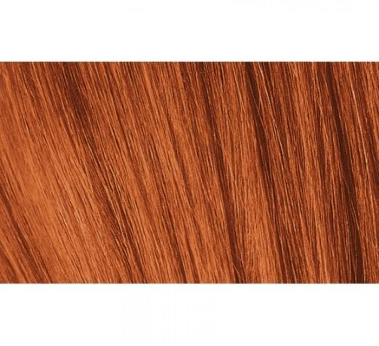 Краска для волос Безаммиачная Zero Amm 7.4 Средний русый медный