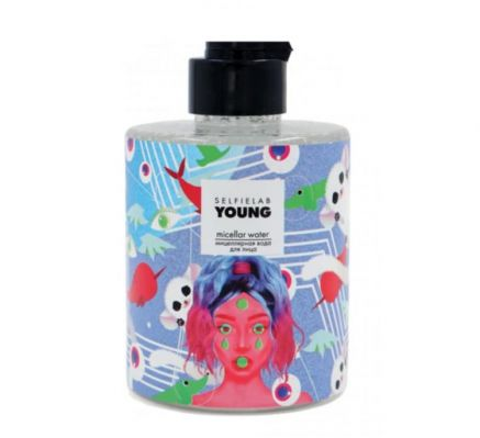 Мицеллярная вода YOUNG
