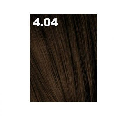 Краска для волос аммиачная PCC 4.04 Средний коричневый натуральный медный