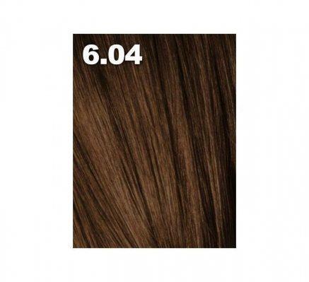 Краска для волос аммиачная PCC 6.04 Темный блондин натуральный медный