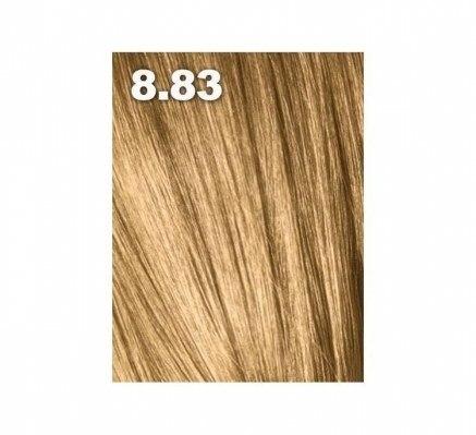 Краска для волос аммиачная PCC 8.83 Светлый блондин шоколадный золотистый