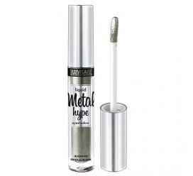Жидкие тени для век Metal hype тон 18