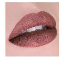 Карандаш контурный для губ тон 66 лилово-коричневый
