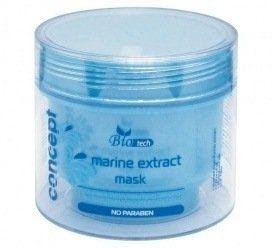 Увлажняющая и ухаживающая маска для волос с экстрактом морских водорослей