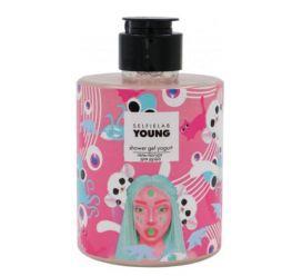 Гель-йогурт для душа YOUNG