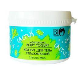 Йогурт для тела увлажняющий