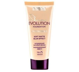 Крем тональный  Skin EVOLUTION soft matte blur effect , тон 25 natural