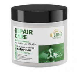 Бальзам для волос «Кефирный с кератином»