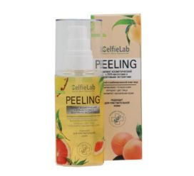 Пилинг с фруктовыми кислотами для жирной и комбинированной кожи
