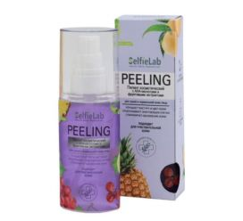 Пилинг с фруктовыми кислотами для сухой и нормальной кожи