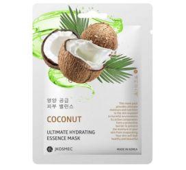 Ежедневная увлажняющая маска с экстрактом кокоса