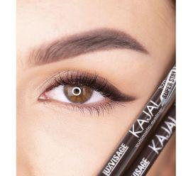 Карандаш механический для глаз KAJAL super stay 10h dark chocolate