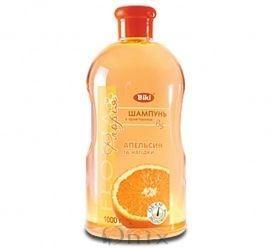 Шампунь АПЕЛЬСИН с провитамином В5 для всех типов волос