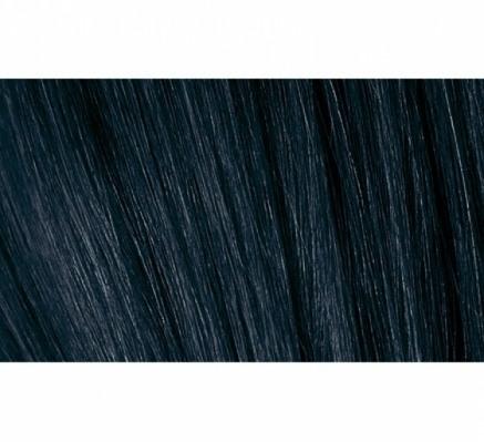 Краска для волос Безаммиачная Zero Amm 1.1 Черный пепельный