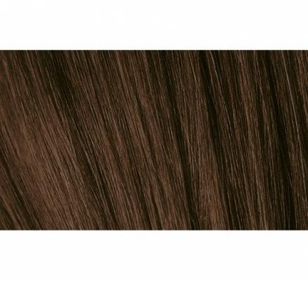 Краска для волос Безаммиачная Zero Amm 4.82 Средний коричневый шоколадный перламутровый