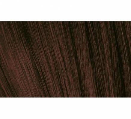 Краска для волос Безаммиачная Zero Amm 4.86 Средний коричневый шоколадный красный