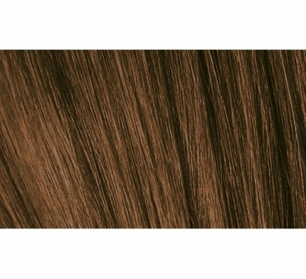Краска для волос Безаммиачная Zero Amm 5.3 Светлый коричневый золотистый
