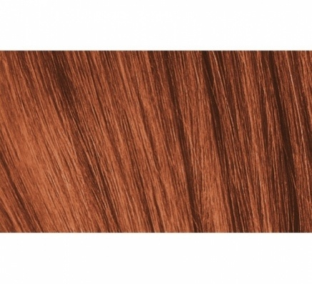 Краска для волос Безаммиачная Zero Amm 5.4 Светлый коричневый медный
