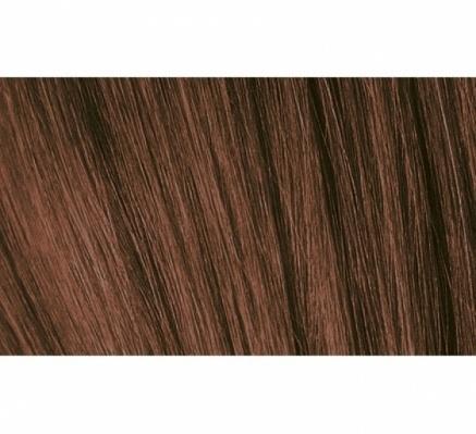 Краска для волос Безаммиачная Zero Amm 6.86 Темный русый шоколадный красный